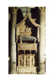Antipope John XXIII's Tomb Giclee Print by  Donatello