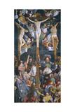 Crucifixion, Fresco Giclee Print by Gaudenzio Ferrari