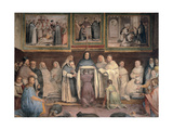 Clothing of St Hyacinth, 1542 - 1609 Giclee Print by Federico Zuccari