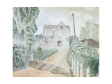 Hull's Mill, Sible Hedingham, Essex, 1935 Giclee Print by Eric Ravilious