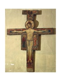 Crucifix, 1187 Giclee Print by Alberto Sotio