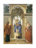 Madonna Della Pergola Giclee Print by Giovanni Battista Cima Da Conegliano