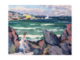 North Wind, Iona Giclee Print by Francis Campbell Boileau Cadell
