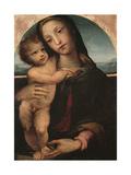 Madonna with the Child Giclée-tryk af Domenico Beccafumi