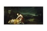 Pyramus and Thisbe Giclee Print by Antonio Gionima