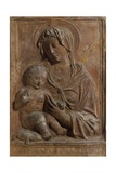 Madonna and Child, Circa 1929 Giclee Print by Alceo Dossena