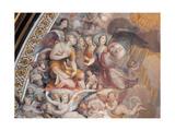 Angels' Glory, 1535 - 1544 Giclée-tryk af Domenico Beccafumi