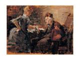Bad Grades, Marks, 1887 Lámina giclée por Demetrio Cosola
