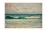 Seascape, 1870 - 1895 Lámina giclée por Demetrio Cosola