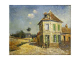 St, 1917 Giclee Print by Gustave Loiseau