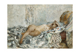 Odalisque, 1925 Giclee Print by Henri Lebasque