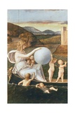 Allegory of Fortune Giclee Print by Giovanni Bellini