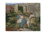 The Family Giclee Print by Henri Lebasque