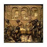 Herod's Feast Giclee Print by  Donatello