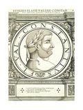 Constantius Chlorus Reproduction procédé giclée par Hans Rudolf Manuel Deutsch