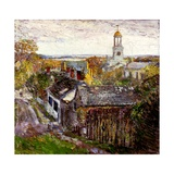 Quincy, Massachusetts, 1892 Giclee Print by Childe Hassam