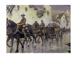 After the Recapture of Bapaume, 1918 Giclee Print by Christopher Richard Wynne Nevinson