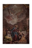 Communion of the Apostles, 1761 - 1768 Giclee Print by Francesco Fontebasso