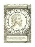 Ludouicus II Reproduction procédé giclée par Hans Rudolf Manuel Deutsch