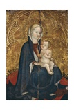 Madonna with Child Giclee Print by Giovanni Shovel