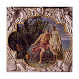Mythology, 1695 Giclee Print by Ferdinando Galli Bibiena