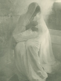 The Manger, 1904-14 Photographic Print by Gertrude Käsebier