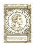 Henricus II Claudus Reproduction procédé giclée par Hans Rudolf Manuel Deutsch