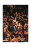 Adoration of the Magi Giclée-Druck von Giorgio Vasari