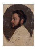 Portrait of Young Man Giclee Print by Demetrio Cosola