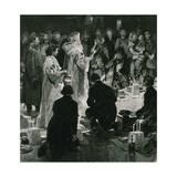 Easter Eve Reproduction procédé giclée par Frederic De Haenen