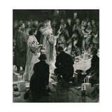 Easter Eve Giclee Print by Frederic De Haenen