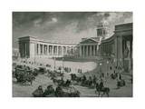 Kazan Cathedral Giclee Print by Frederic De Haenen