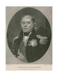 Henri-Gatien Bertrand Giclee Print by Hippolyte Delaroche