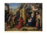 Gerard David Giclee Print by Gerard David