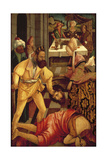 The Beheading of Saint John the Baptist Giclee Print by Erhard Altdorfer