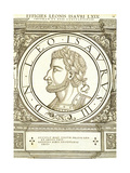 Leo Isaurus Reproduction procédé giclée par Hans Rudolf Manuel Deutsch