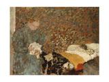 The Young Patient, C.1892 Giclée-Druck von Edouard Vuillard