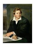 Karl Josef Berkmüller, 1830 Giclee Print by Franz Xaver Winterhalter
