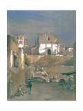 Amalfi, 1851 Giclee Print by Giacinto Gigante