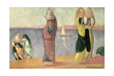 The Water Bearers, 1894 Giclee Print by Emile Bernard