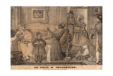 The Fruits of Amalgamation', C.1839 Giclee Print by Edward Williams Clay