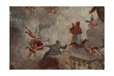 Glory in Heaven, 1761 - 1768 Giclee Print by Francesco Fontebasso