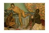 Harem Giclee Print by Emile Bernard