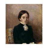Woman Portrait Giclee Print by Demetrio Cosola