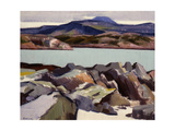 The East Bay, Iona Giclee Print by Francis Campbell Boileau Cadell