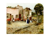 Confirmation Day, 1889 Giclee Print by Childe Hassam