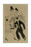 Clothes for Dignity and Adornment, 1927 Giclee Print by Eric Gill