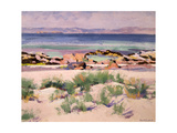 On the Shore, Iona Giclee Print by Francis Campbell Boileau Cadell