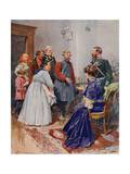 Easter Day Giclee Print by Frederic De Haenen