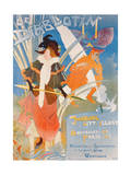 Cover Illustration of 'Le Diablotin' Magazine Giclee Print by Georges de Feure